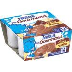 24 desserts Nestlé Choco Vanille dès 12 mois